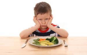 Da li je vaše dete probirljivo oko hrane?