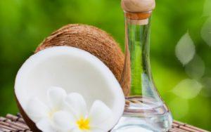 Nemojte koristiti kokosovo ulje